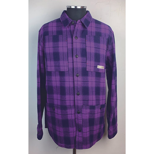 831101(WD21AW-18)  FLANNEL CHECK SHIRT   ¥9.800