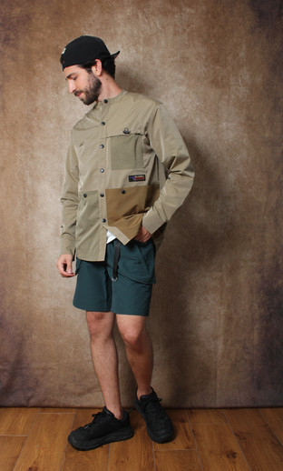 WILDERNESS EXPERIENCE 2021 S/S LOOK#11