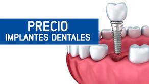 Precios de los Implantes Dentales en Bogotá