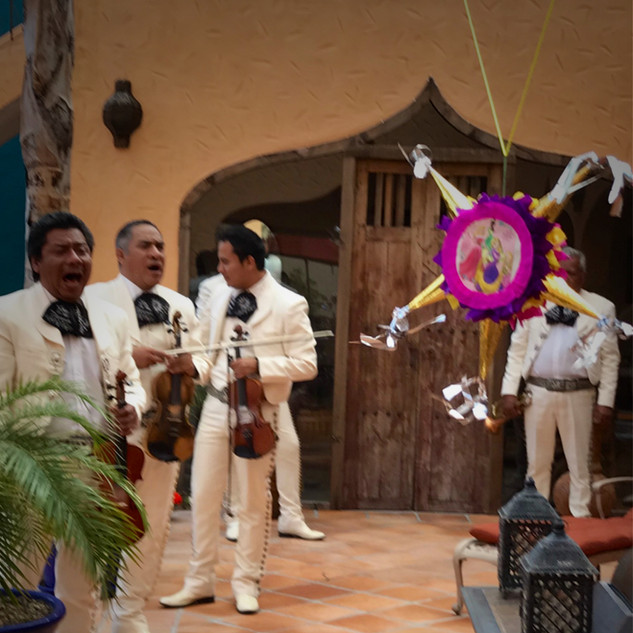 celebration at the Oasis san miguel gues