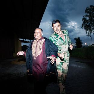Ashraf & Viktor