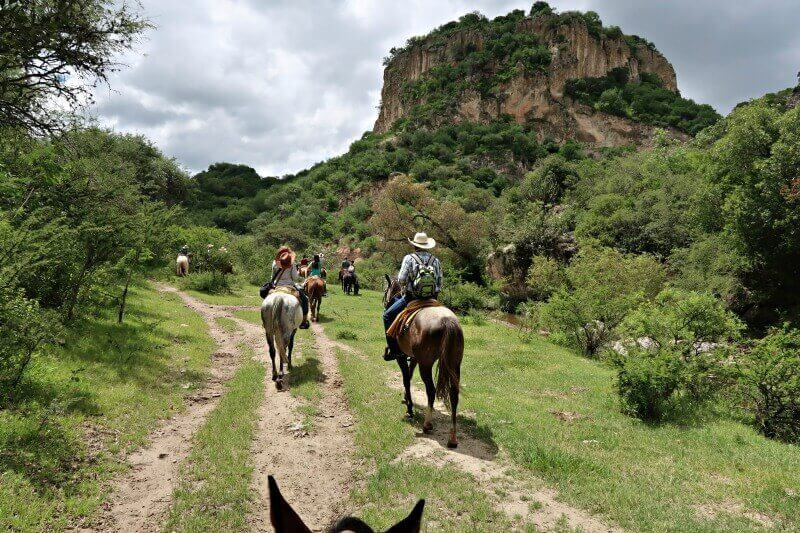 Horseback-Riding-SMA-Coyote-Canyon-Trail