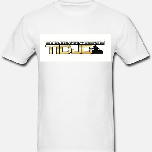International DJ Cafe  T Shirt