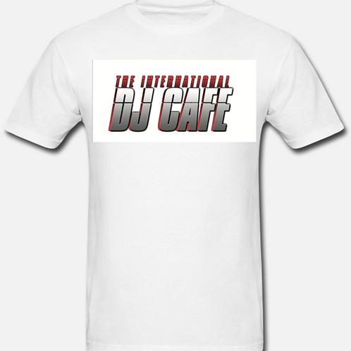 International DJ Cafe Original logo  T Shirt
