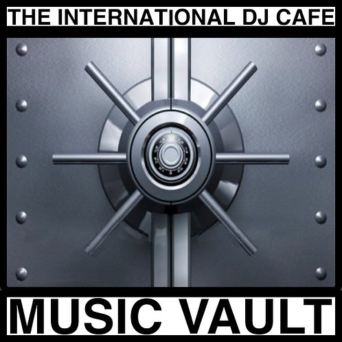 "(1 YEAR PASS) TO ""DJ CAFE MUSIC VAULT"""