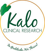 Kalo Clinical Research Logo - Original w