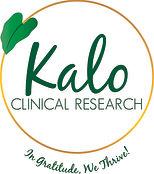 Kalo Clinical Research Logo - Original w