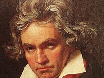 Beethoven piano concerto No 1.
