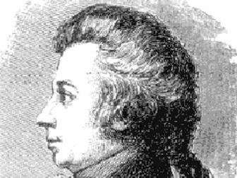 Mozart clarinet concerto in A major, K622.