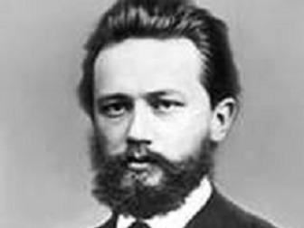 Tchaikovsky piano concerto.