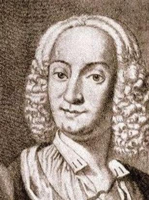 Vivaldi Violin concerto in A minor, Mov 1-3.