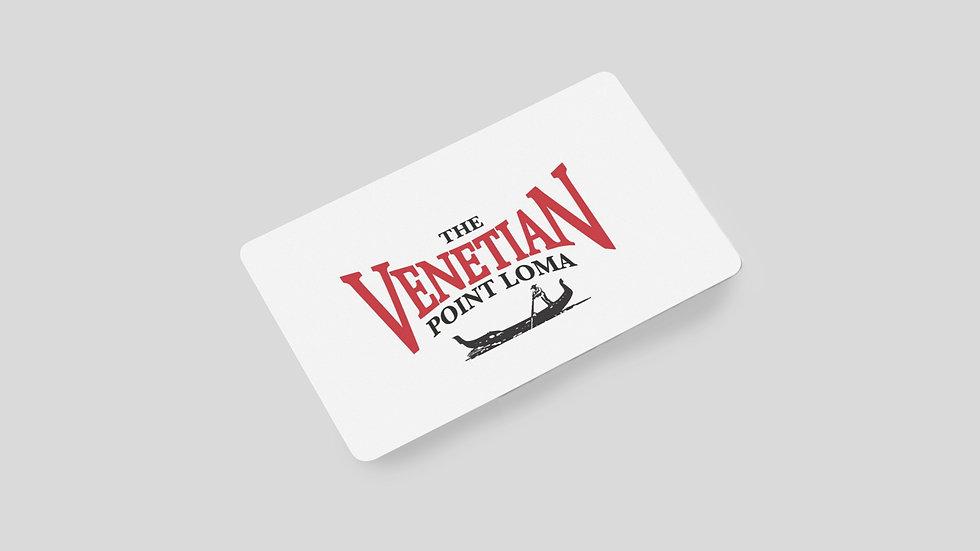 The Venetian (15% Discount)
