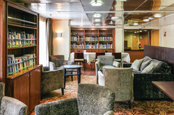 Compass Club- Library