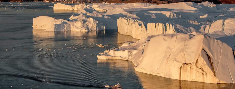 Ilulissat (Disko Bay), Western Greenland