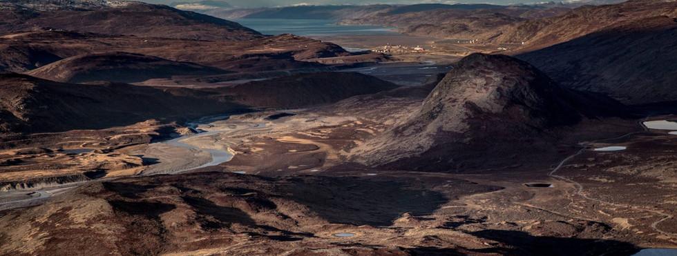 Kangerlussuaq, Western Greenland
