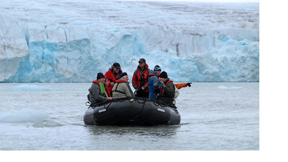 13 Nights Greenland and Spitsbergen: Fjords and Glaciers