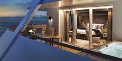 MS Roald Amundsen Corner Suite