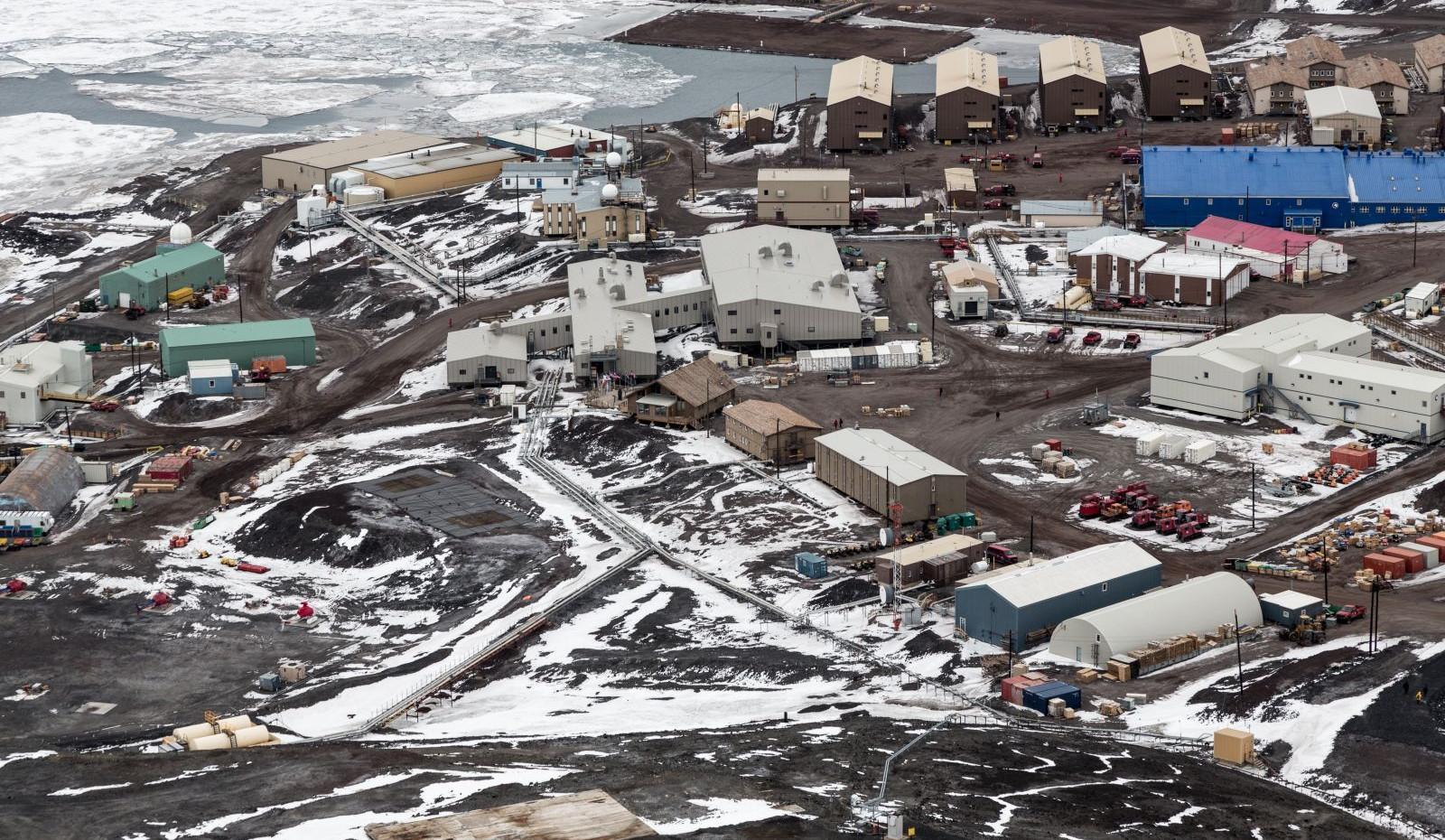 Ross Island - McMurdo Station