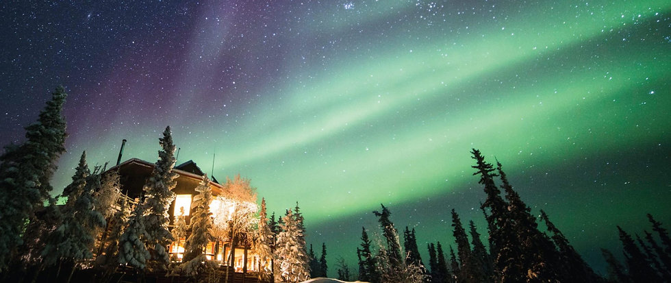 Northern Lights Fly-in Lodge (Land)