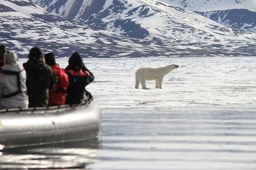15 Nights Around Spitsbergen