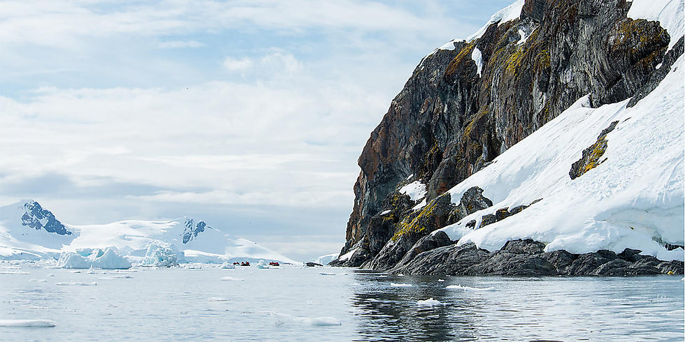 15 Nights Antarctica Expedition to Charcot & Peter I Islands