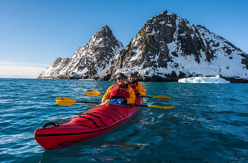 15 Nights Antarctic Peninsula and South Georgia