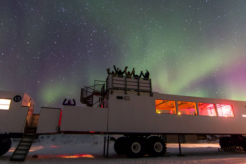 3 Days Northern Lights And Winter Nights - Enthusiast - Churchill Direct (Land)