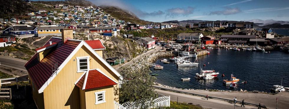 Qaqortoq, Southern Greenland