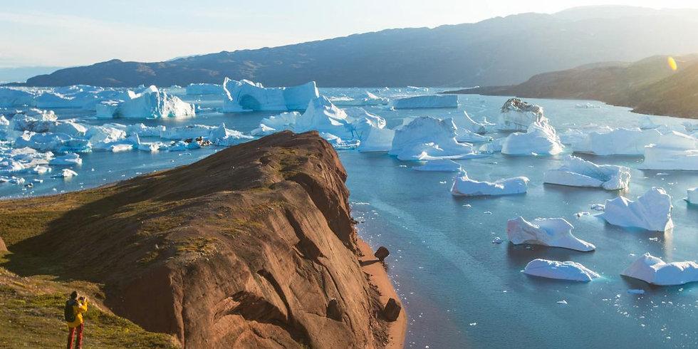 17 Nights Four Arctic Islands: Spitsbergen, Jan Mayen, Greenland & Iceland