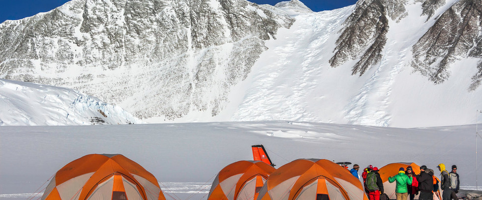 Mount Vinson Camp