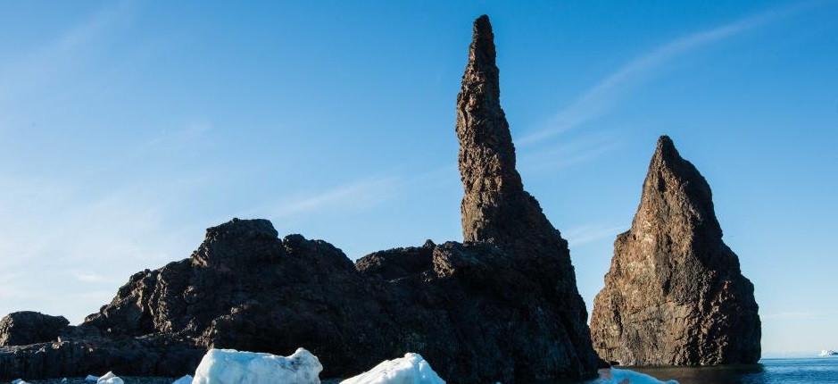 Cape Tegethoff, Hall Island, Franz Josef Land