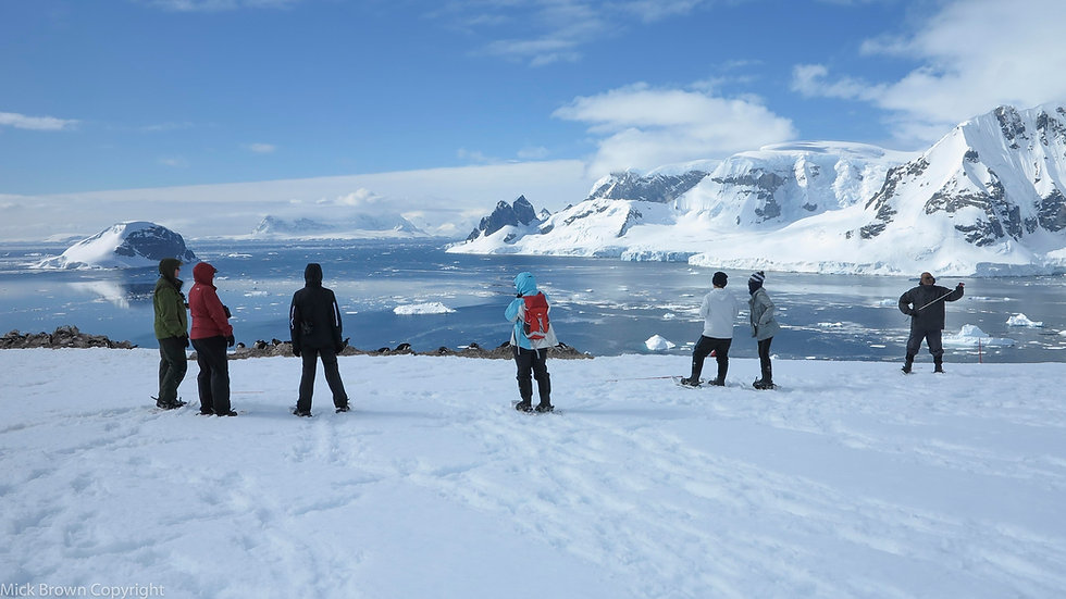 9/10/11/12 Nights Antarctica - Discovery and Learning Voyage