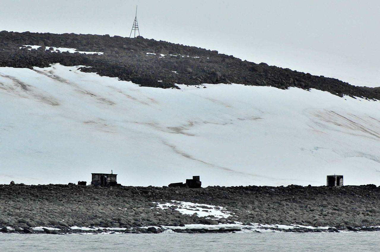 Teplitz Bay, Prince Rudolf Island, Franz Josef Land