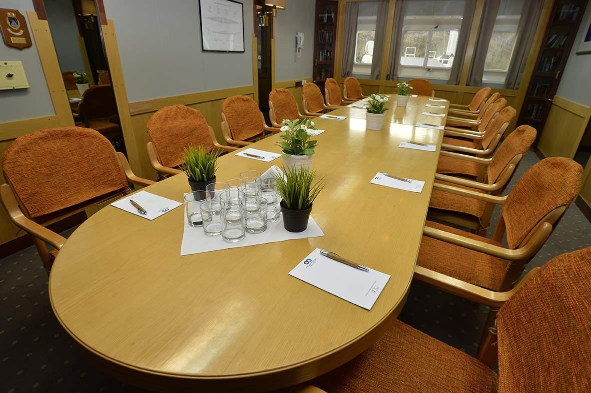 Akademik Ioffee Conf Room