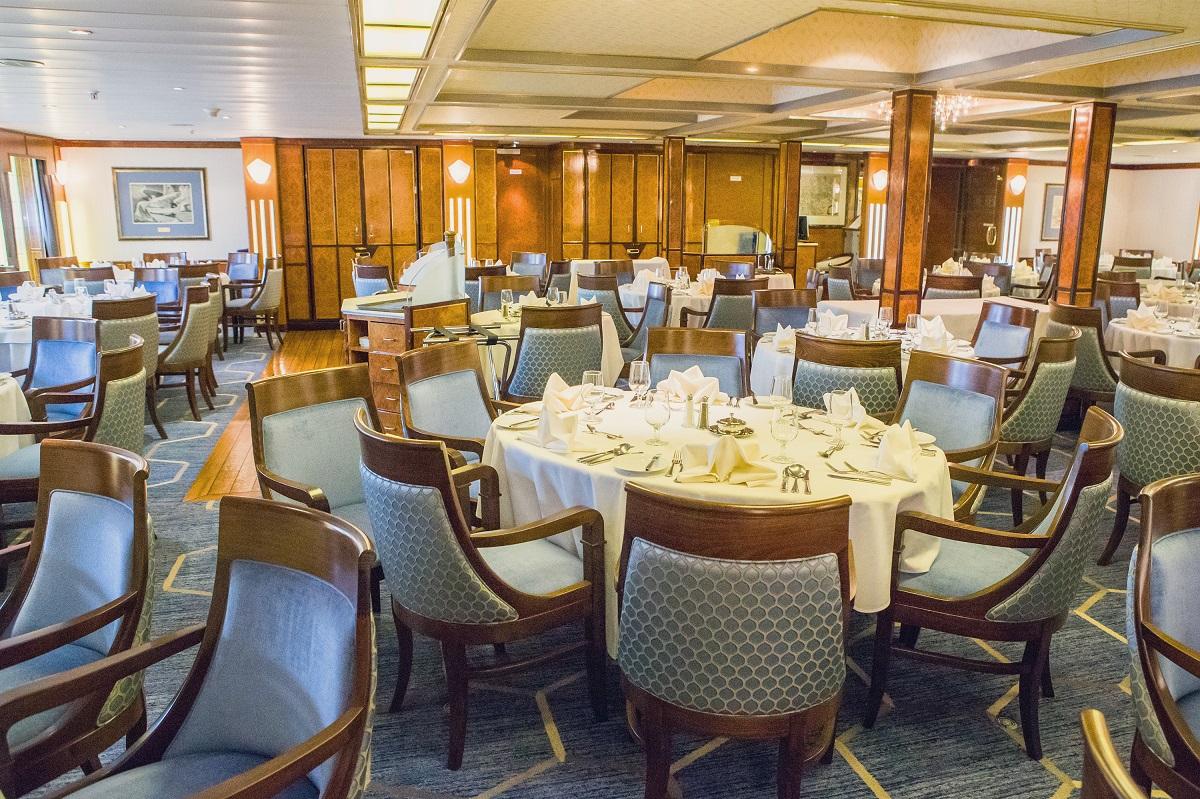 Sea Spirit Dining Room