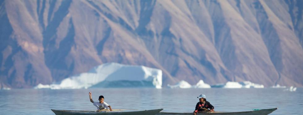 Qaanaaq, Western Greenland