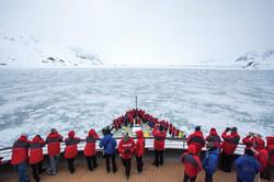 Silver Explorer at Arctic