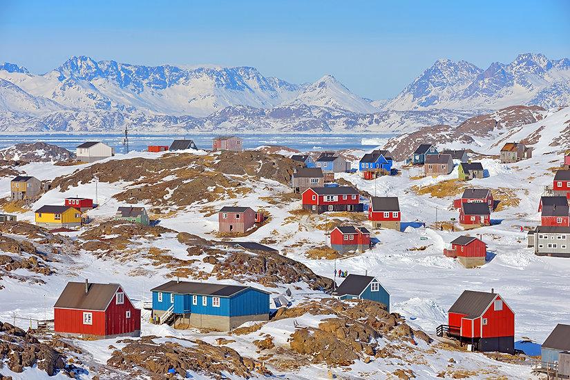 16 Nights Greenland and Northwest Passage
