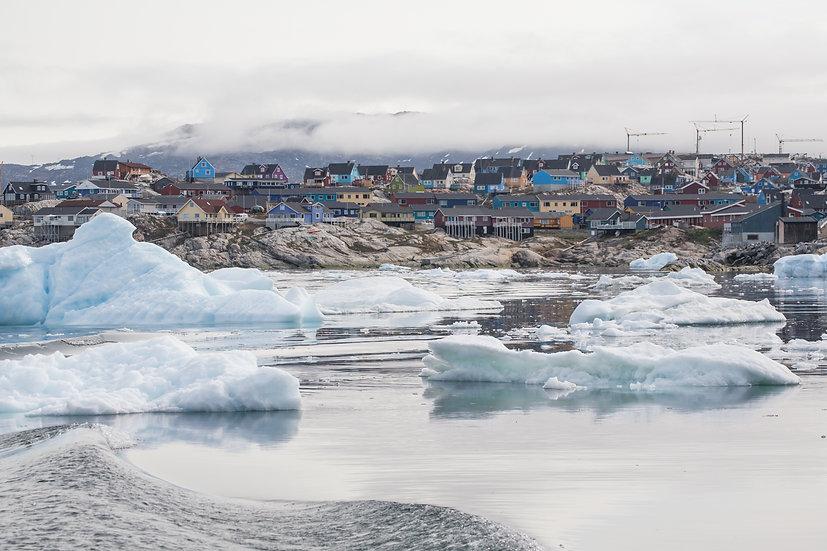 10/11 Nights South, West Greenland & Disko Bay