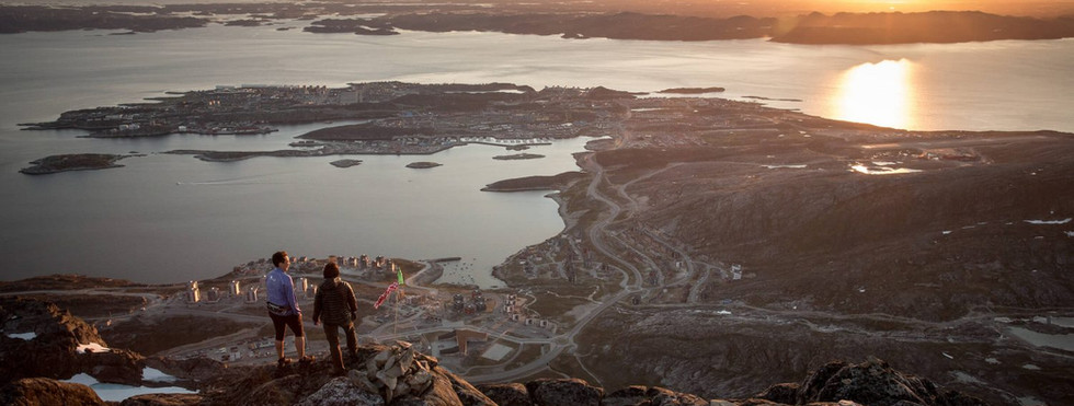 Nuuk, Western Greenland