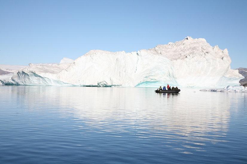 14天斯匹次卑尔根东北格陵兰北极光之旅