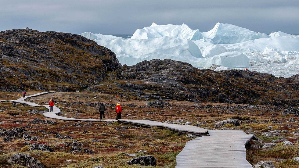 19 Nights The Northwest Passage - In the Wake of Great Explorers - Eastbound