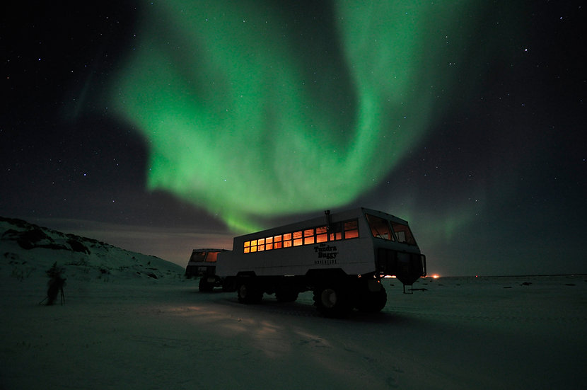10 Days Northern Lights And Winter Nights by Rail - Specialist (Land)