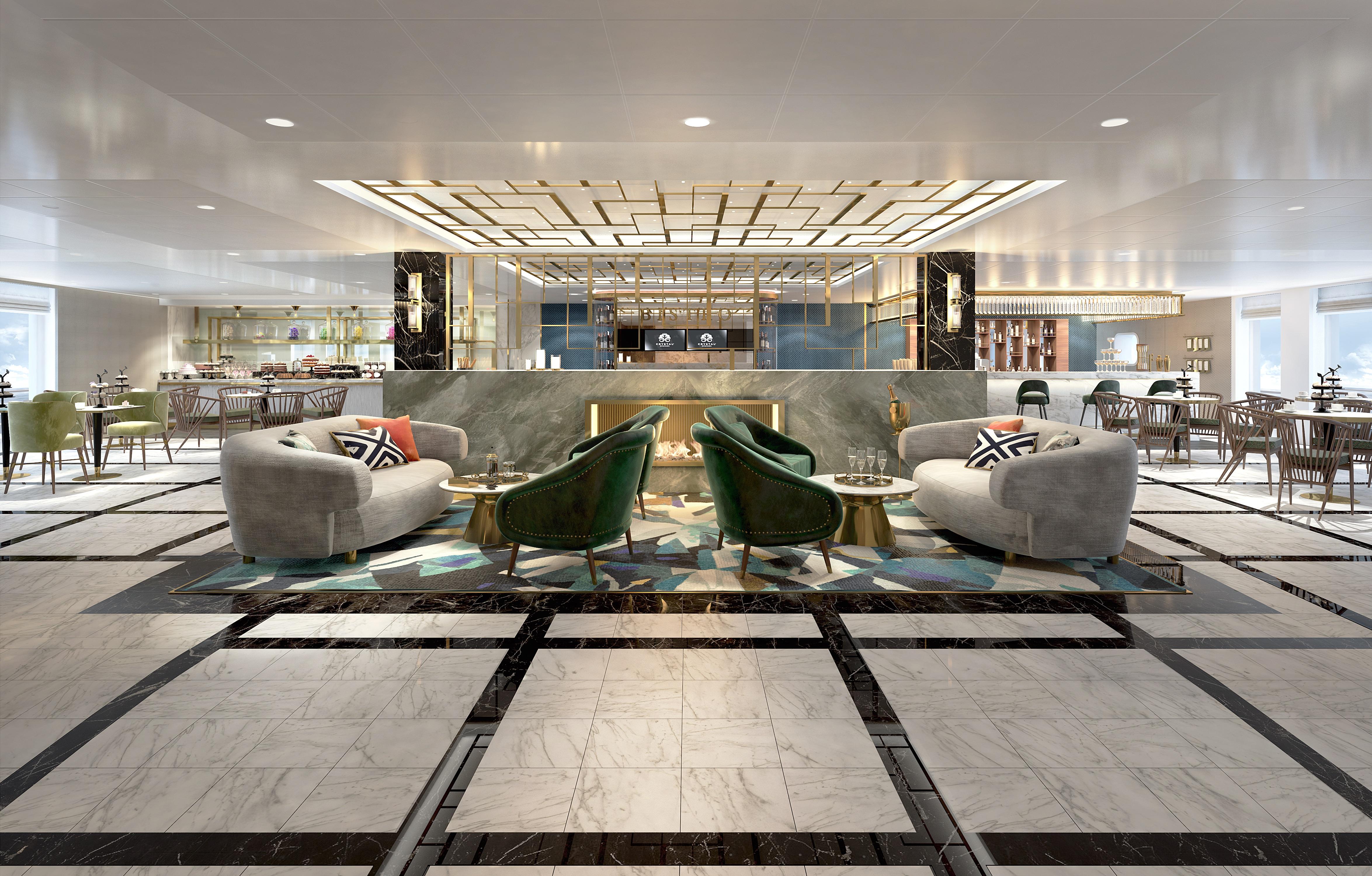 Crystal Endeavor Bistro Lounge