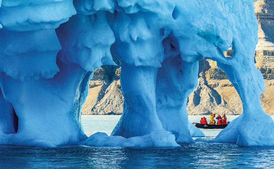 21 Nights Northwest Passage: Greenland to Alaska