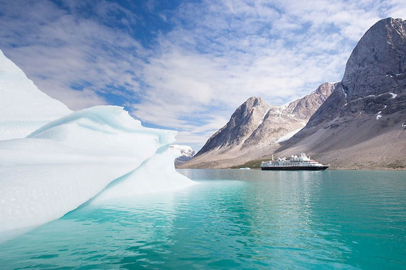 10/11 Nights Greenland Expedition from Reykjavik