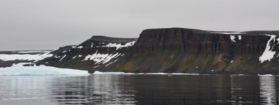 Geographer Bay, Prince George Land, Franz Josef Land