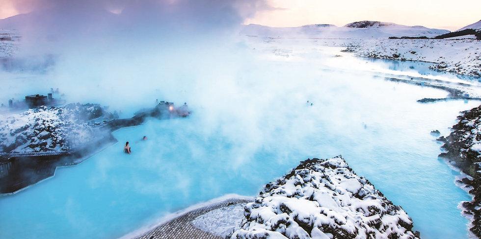13 Nights Longyearbyen to Edinburgh