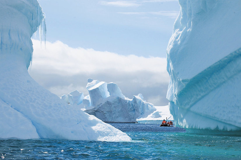 12 Nights Antarctic Peninsula and Antarctic Sound