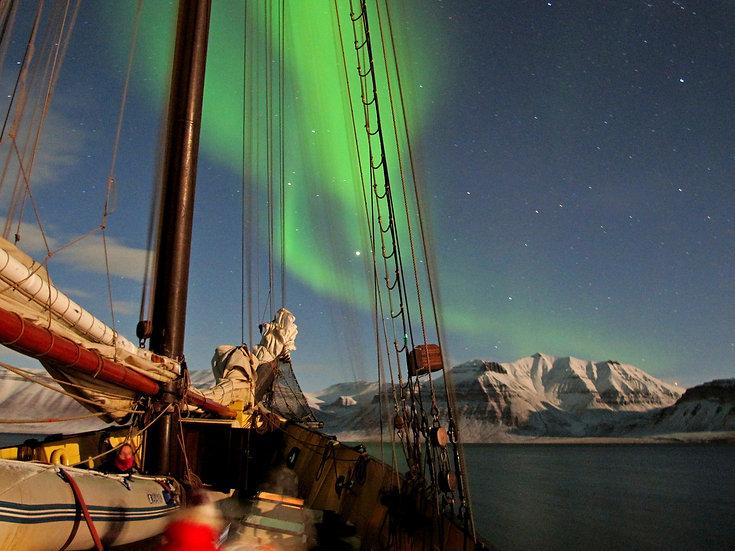 7 Nights Isfjorden Adventure